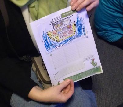 4jähriger großer Künstler