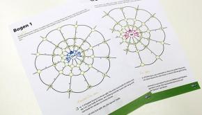 Mathe-Aufgabe-Spinne-Rechnen