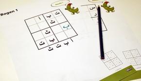 Sudoku-arabisch-Buchstaben