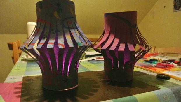 Licht im Winter von Karim und Nadia