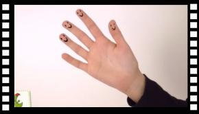 Videobild Fingerreim