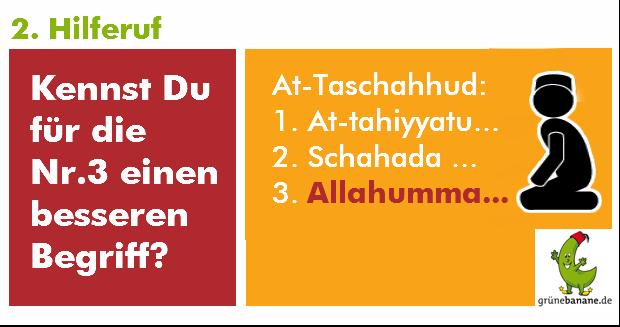 Allahumma gebet islam