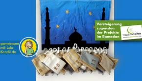 Ramadankalender Versteigerung 4