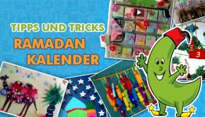 Der Ramadankalender - von allen Kindern geliebt