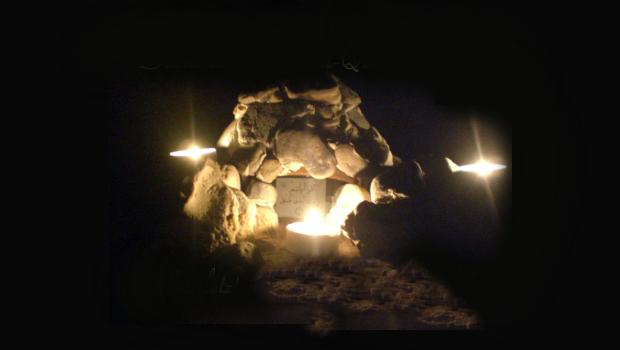 Die Lailat-ul-qadr mit einer echten Steinhöhle erleben