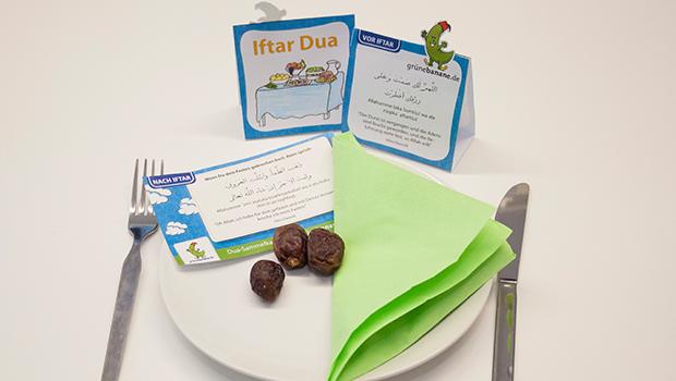 Lerne Duas im Ramadan