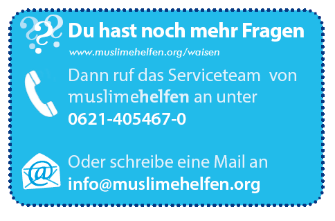 Hilfe-Waisen-Information