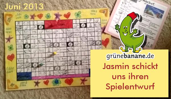 Jasmin Entwurf
