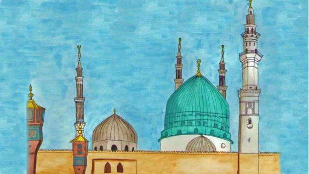 Masjid an Nabi Moschee