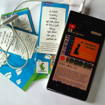 Audio Gebetstexte arabisch