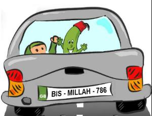 Kinder sicher im Auto